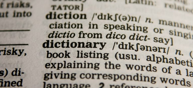 Focus on Vocabulary – Making words your friends